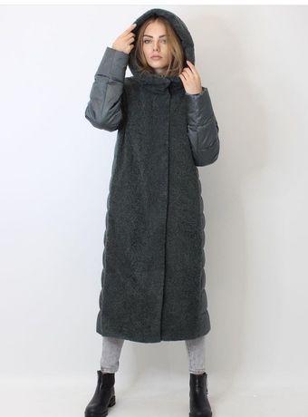 Пуховик шуба зимняя куртка