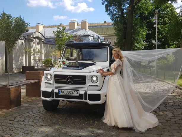 Автомобіль на весілля дівішнік Прокат оренда авто гелик кубік G