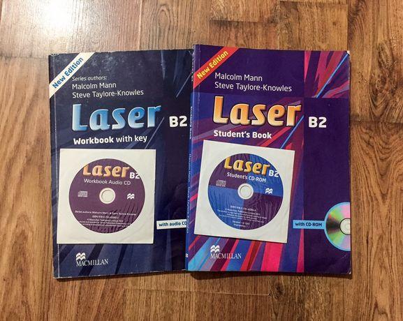 Laser B2 Підручник і Зошит