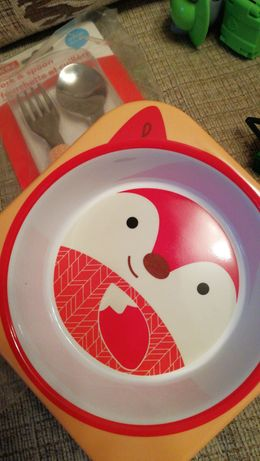 Skip Hop Скип Хоп (США) тарелка