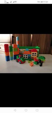 Lego Duplo zielone pudełko