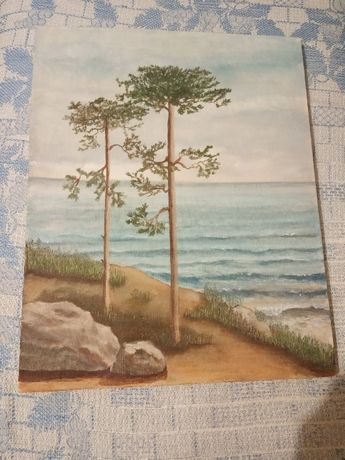 Картина на холсте