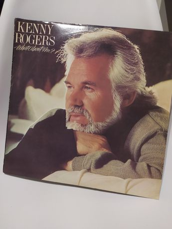 Kenny Rogers - What About Me? Vinyl