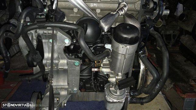 Motor VOLKSWAGEN GOLF IV 1.9TDI 115CV, Ref: AJM
