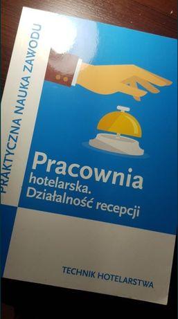 Pracownia hotelarska. Działalność recepcji