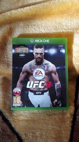 UFC 3 gra na Xbox One