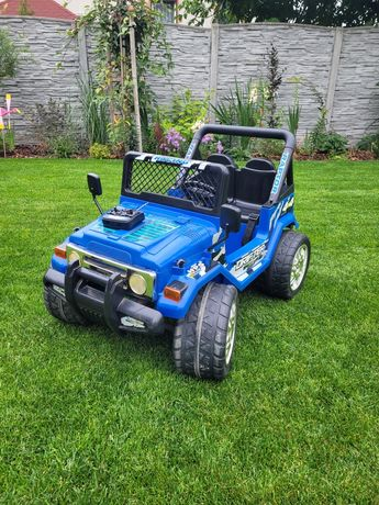 Auto na akumulator Jeep Raptor 4x4