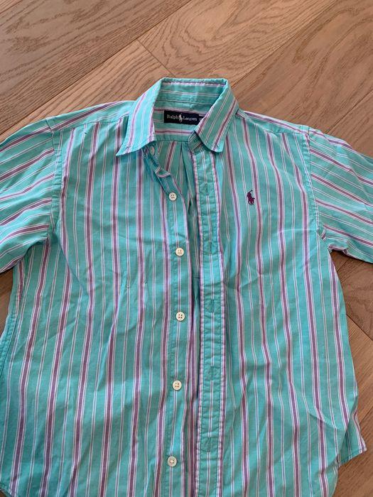 koszula ralph lauren r.130 Milanówek - image 1