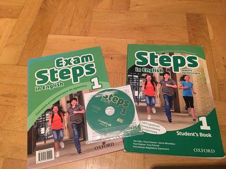 Steps 1 podręcznik z płytą CD