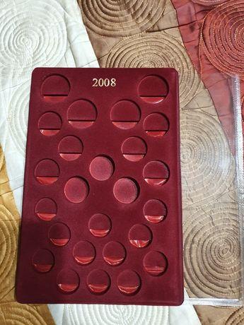 aleta na monety srebrne i 2zł NG rocznik 2008