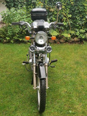 Motorower Wonjan WJ50