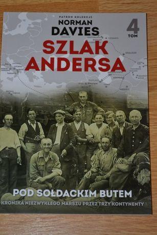 """N.Davies """"Szlak Andersa""""-Советская оккупация Приграничья Польши 1939г."""
