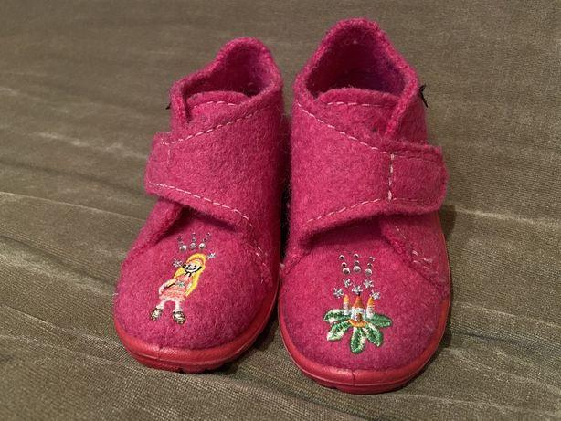 Шерстяные ботинки giesswein детские 20р 13 см