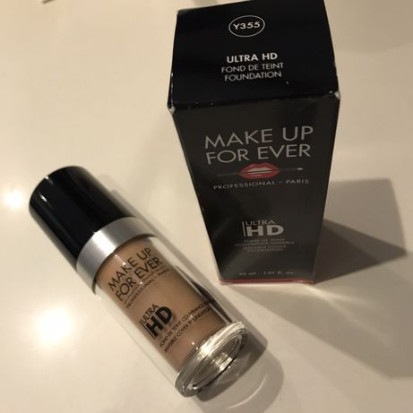 Male up for ever podklad fluid HD ultra y355