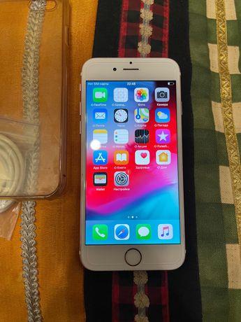 100% акб iPhone 6s Rose Gold 16 NEVERLOCK