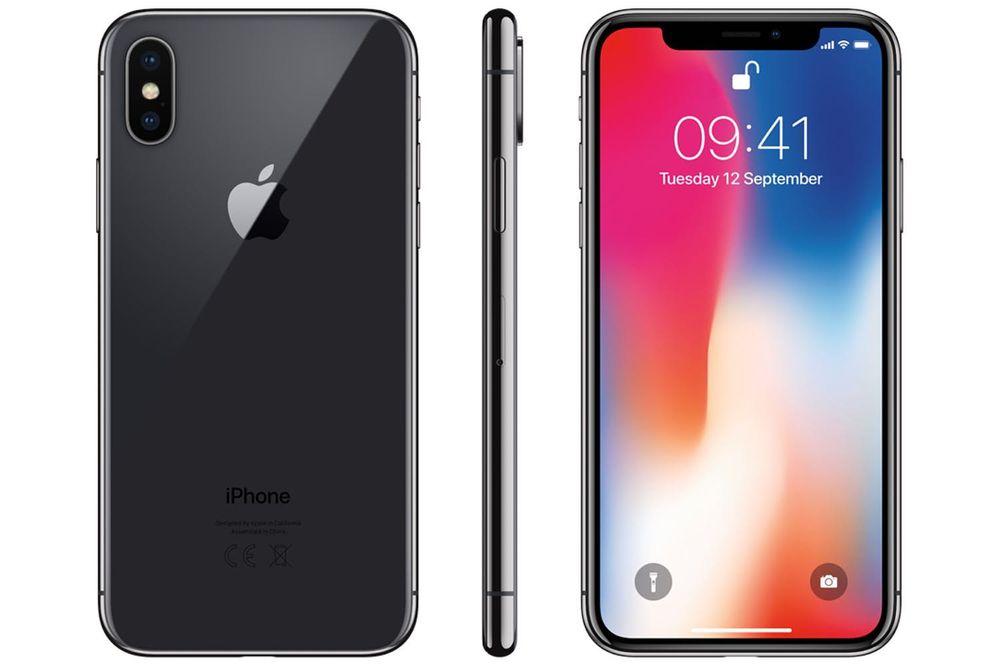 iPhone X 64gb Gray  ( REFURBISHED) Одесса - изображение 1