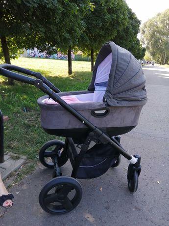 Wózek dziecięcy 2w1 JEDO NEVO Plus