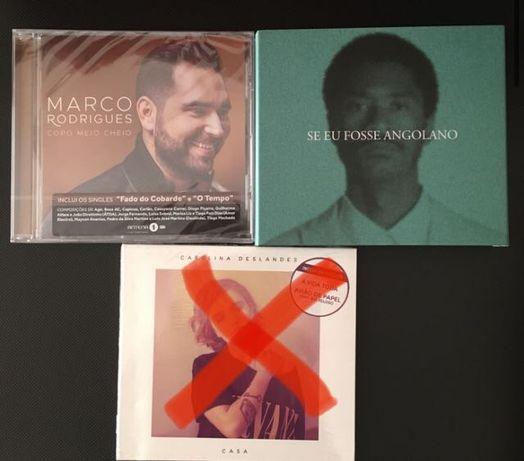 Música portuguesa e lusófona, CDs novos e selados
