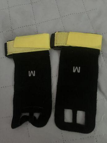 Nowe półrękawiczki na siłownie