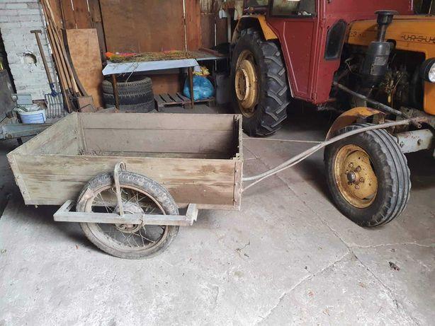 Wózek ogrodowy  w dobrym stanie