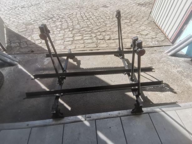 Bagażnik dachowy na rowery