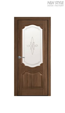 Розпродаж дверей з виставкового стенду.