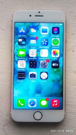 iPhone 6s - розовый