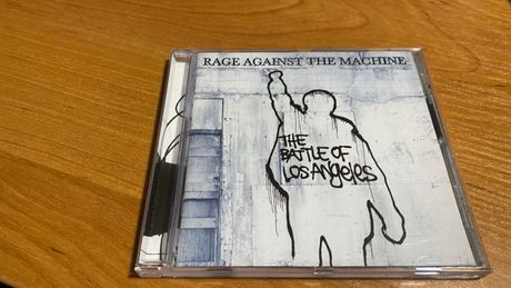 Płyta CD Rage Against the Machine The Battle of Los Angeles