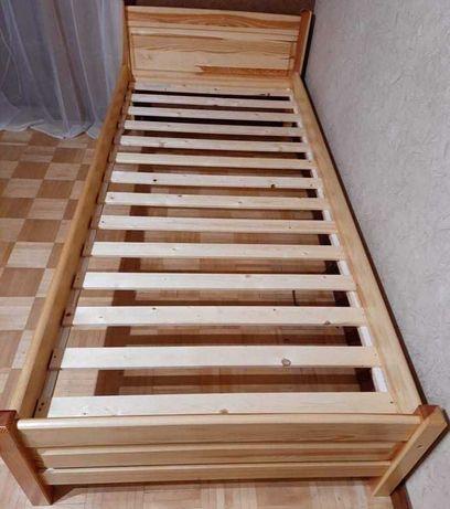 Drewniane łóżko Bialystok