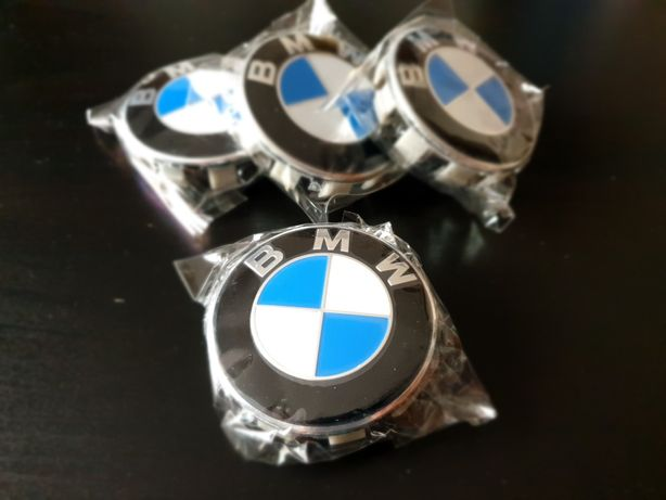 Nowe dekielki (kapsle) felg BMW 68mm