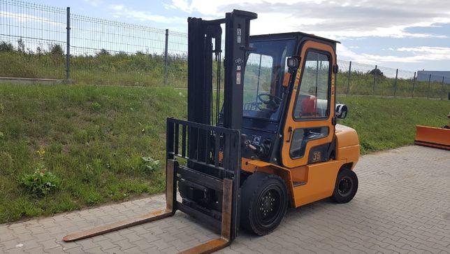 Wózek widłowy HC 3,5T LPG 2009 PRZESUW