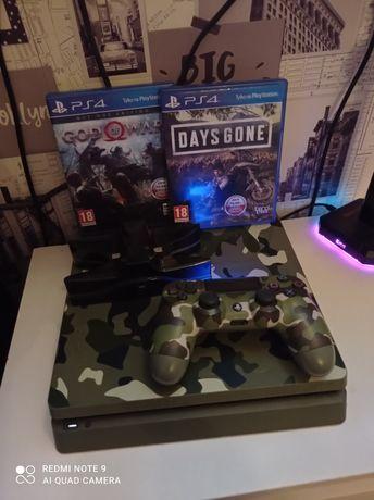 PlayStation 4 Slim 1 TB edycja specjalna