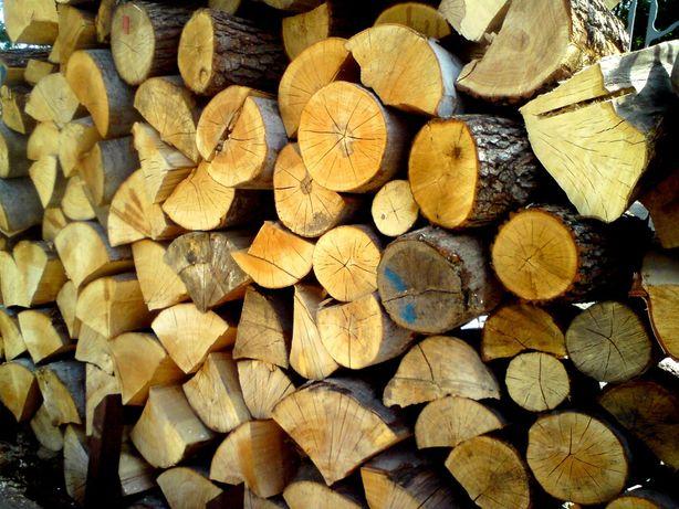 Drewno opalowe kominkowe liściaste mieszane