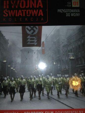 Przygotowania do ll wojny światowej .FILM na DVD.