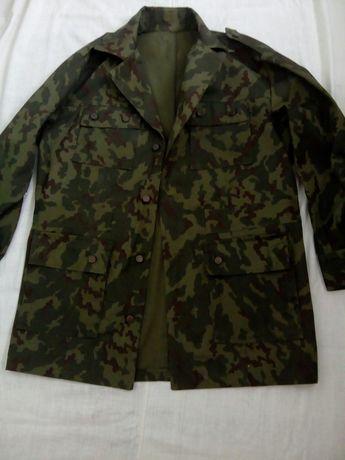 Куртка камуфляжная тонкая размер 46-48
