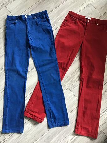 Spodnie chłopięce dwie pary , 170 cm,  15 lat  marki Boys b.p.c.  30zł