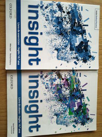 Manual de inglês - 10.°ano