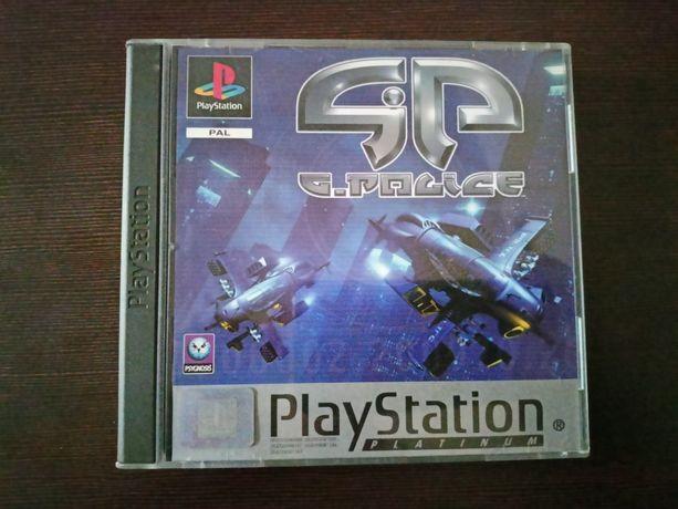 G-Police PlayStation 1 PSX