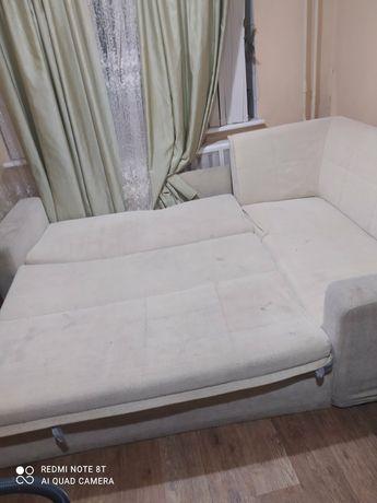 Продам диван, б/у
