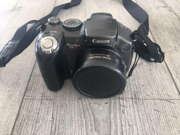 Aparat Canon S3IS