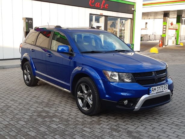 Dodge Journey 2015 Crossroad