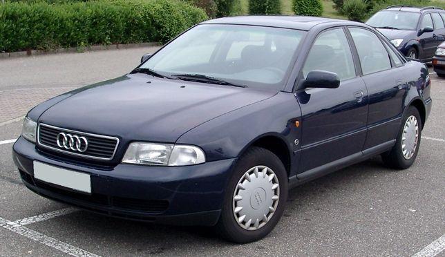 Розборка ауди audi a4 b5 1.8 aeb бензин 1996р седан