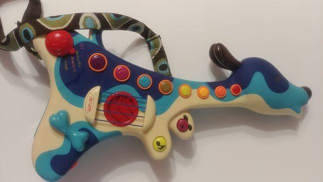 Музыкальная собака battat