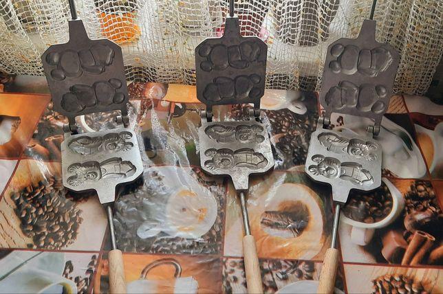 Новые Формы для выпечки печенья на газу олимпийский мишка