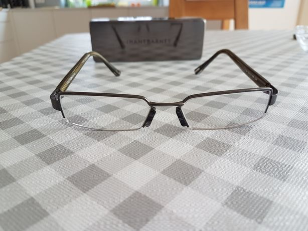 Okulary korekcyjne, fotochromatyczne, hoya, -1,0 Jhane Barnes