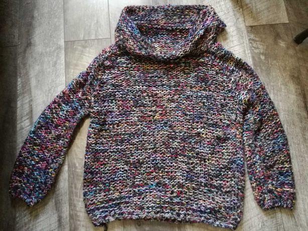 Swetr. Swetr ciążowy.