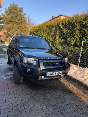 Land Rover Freelander Td4 2,0 4x4