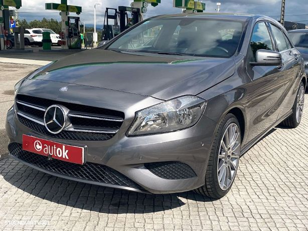Mercedes-Benz A 160 CDi BE Style