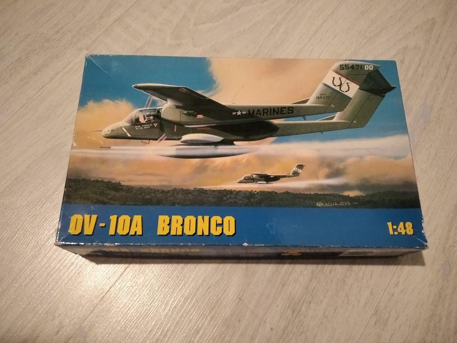 Model OV-10A Bronco Białystok - image 1