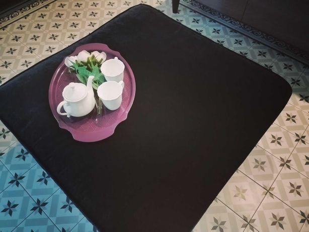 Duża pufa- stolik
